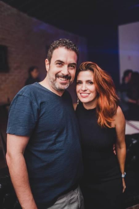 Bruno e Luiza Fontana