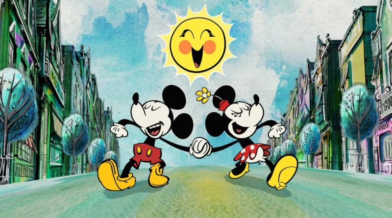 Mickey Mouse 90 Anos