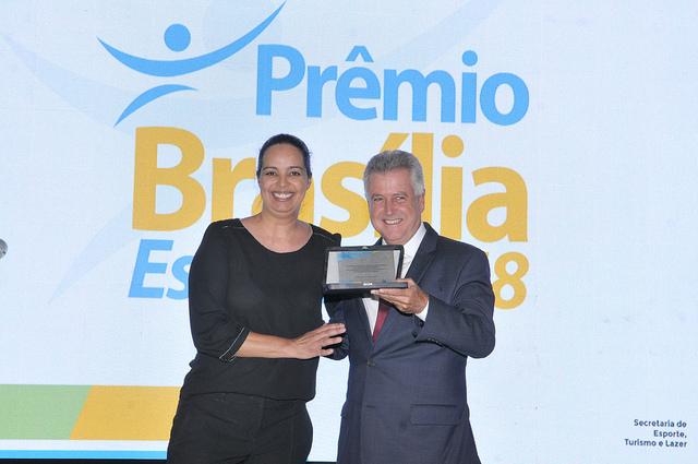 Prêmio Brasília Esporte 2018