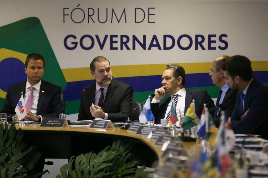 II Fórum de Governadores eleitos na OAB