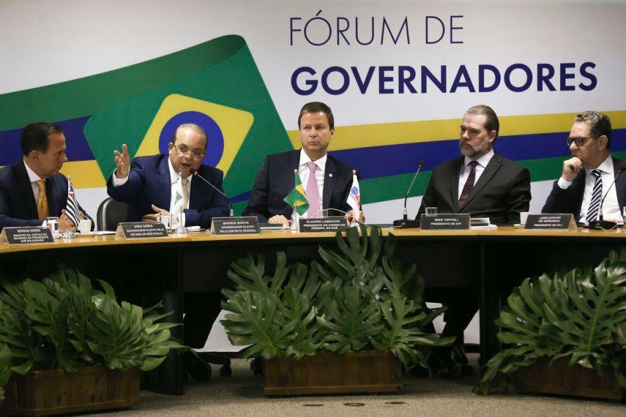 II Fórum de Governadores eleitos
