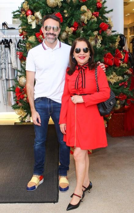 Thiago Malva e Augusta Lobo