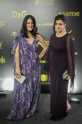 Beatriz Flecha de Lima e Beatriz Nasr
