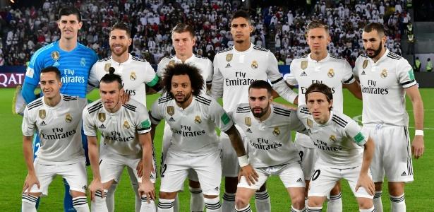 Real Madrid é heptacampeão do Mundial de Clubes
