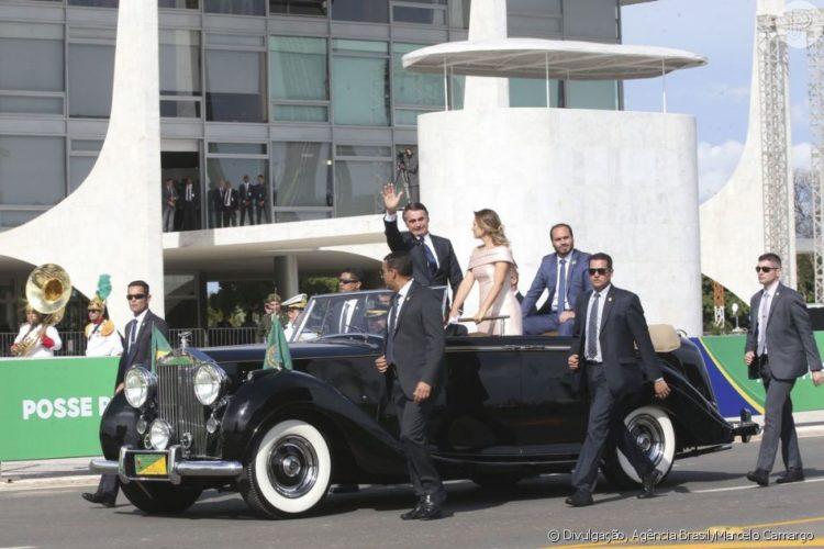 Posse presidente Bolsonaro