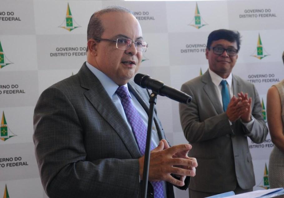 Governador Ibaneis Rocha decreta Estado de Emergência na Saúde do DF