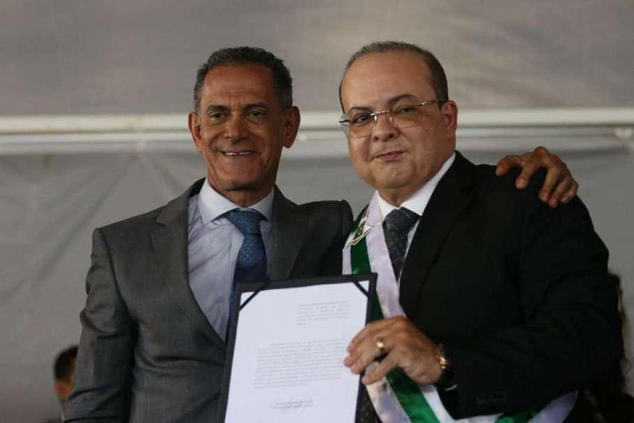 Posse Secretários do governo Ibaneis Rocha