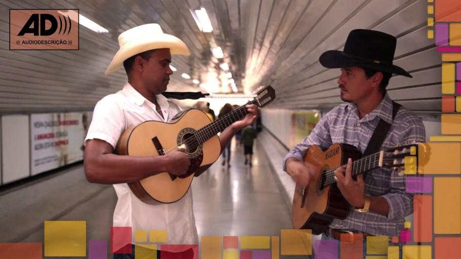 Música no Metrô DF