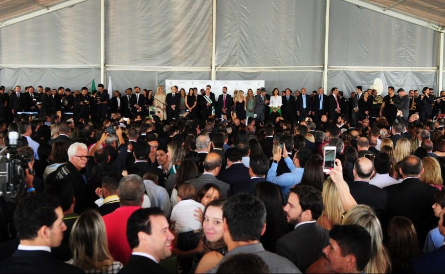 Governador Ibaneis Rocha - bernadetealves.com