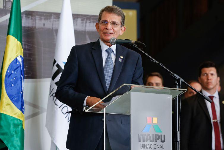 General LunGeneral Silva e Luna assume Itaipu Binacional - bernadetealves.com