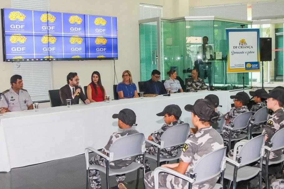 Sejus lança programa DF Criança - bernadetealves.com