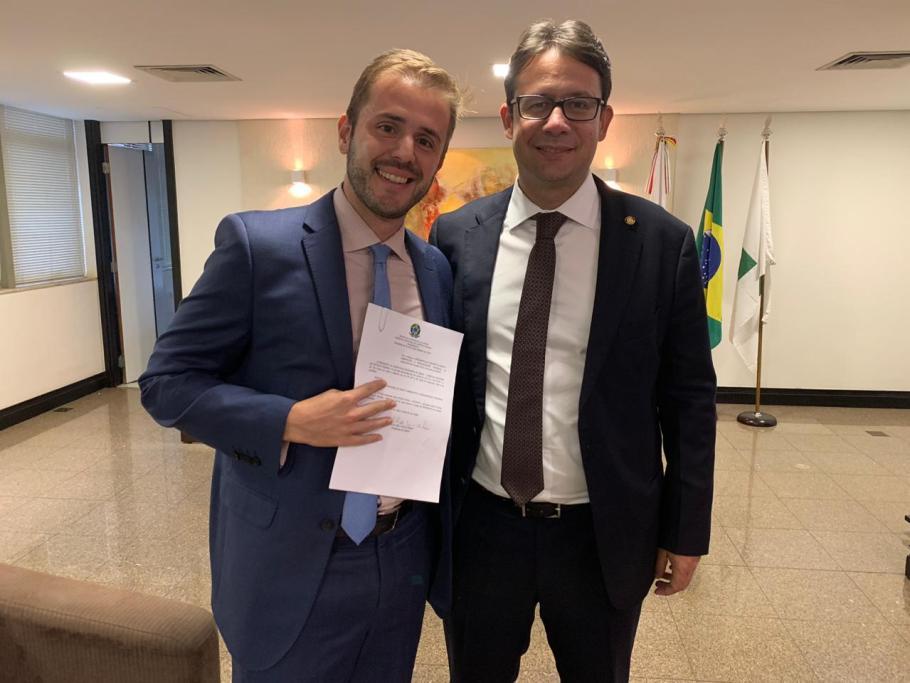 Ramiro Barroso assume Comissão de Direito Urbanístico da OAB/DF - bernadetealves.com