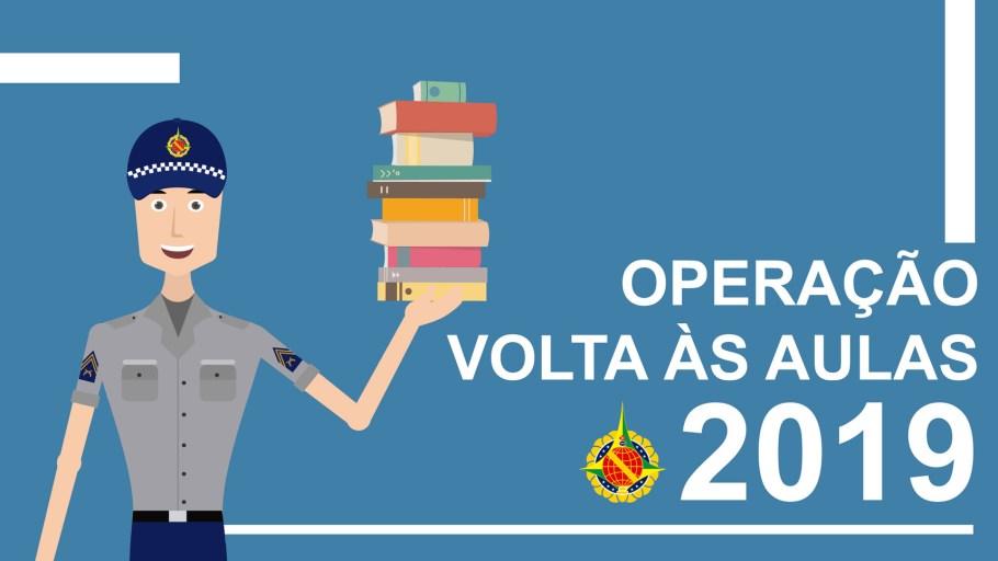 Operação Volta às Aulas 2019 - bernadetealves.com
