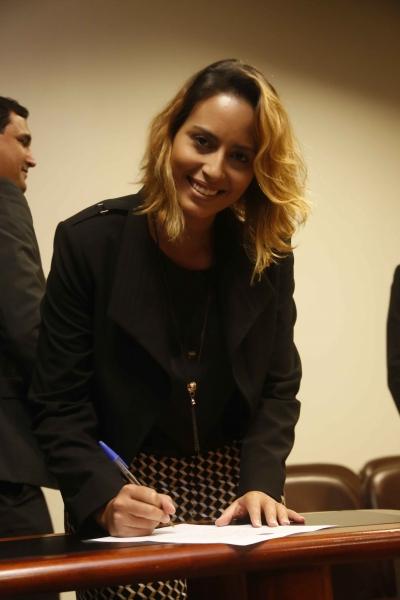 Advogada Gabriela Almeida, Comissão de Direito Empresarial