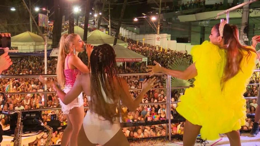 LIvete Sangalo agita Carnaval em Salvador - bernadetealves.com