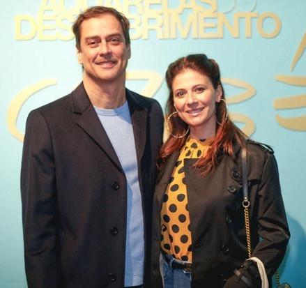 Marcello Antony e Carol Villar