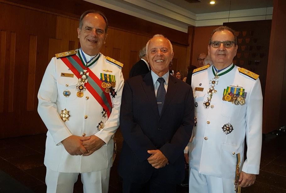 Almirante Silva Rodrigues assume a SGM - bernadetealves.com