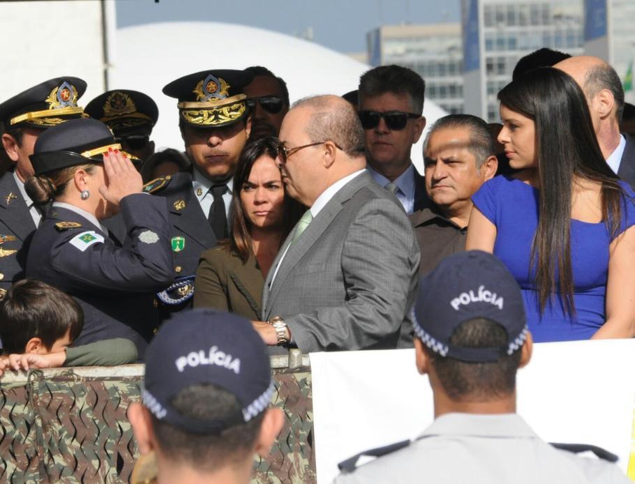 Tudo pronto para a festa dos 59 anos de Brasília - Bernadete Alves