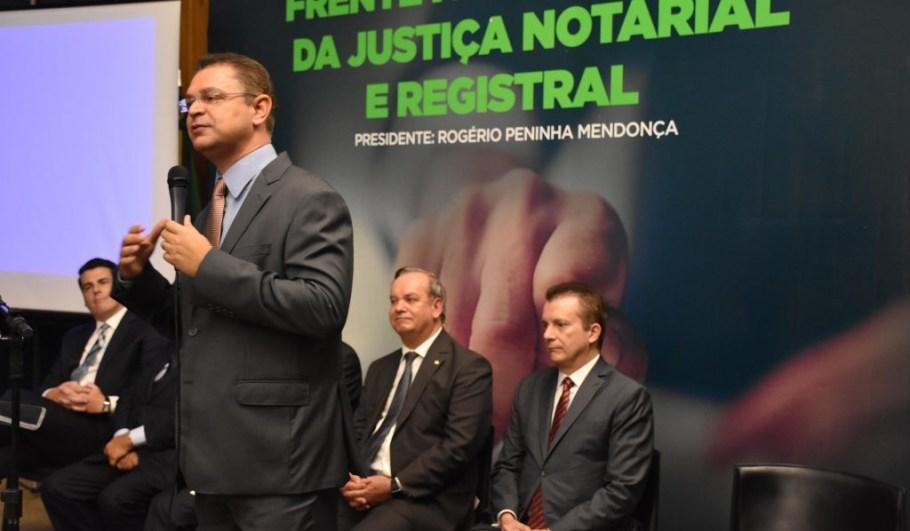 Frente Parlamentar da Justiça Notarial e Registral - Bernadete Alves
