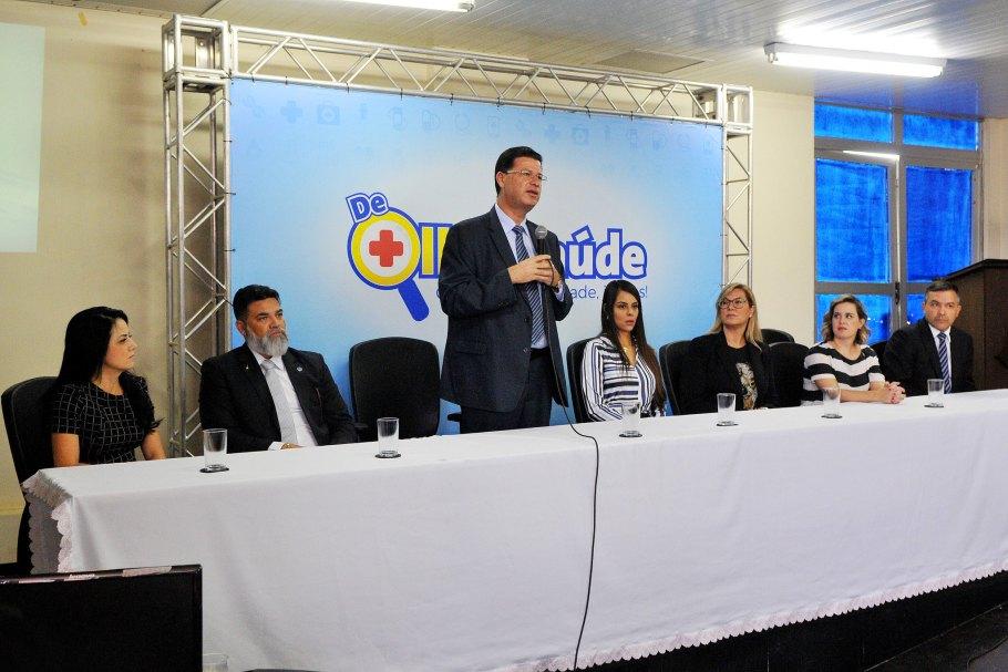 """GDF lança """"De Olho na Saúde"""", projeto de estímulo à cidadania - bernadetealves.com"""