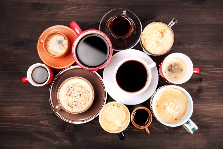 Um brinde ao café - Bernadete Alves