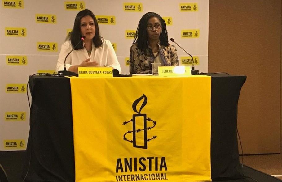 Anistia Internacional repudia decreto de armas de Bolsonaro - Bernadete Alves