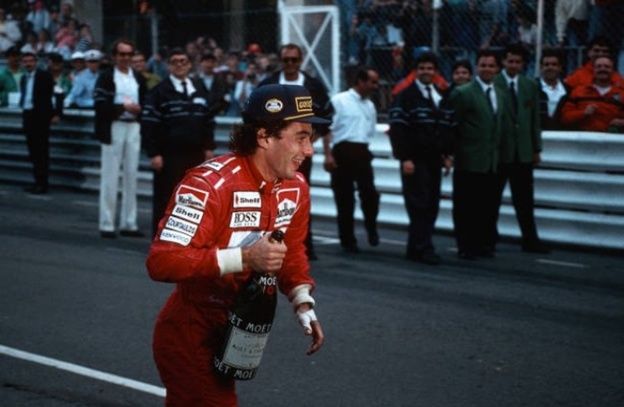 Ayrton Senna 25 anos de saudade  - Bernadete Alves