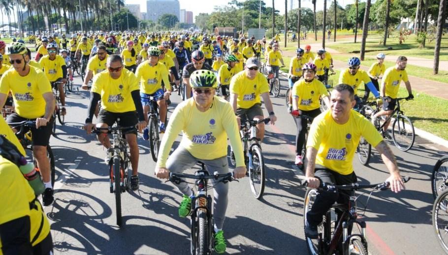 Bora de Bike 2019 - Ibaneis Rocha - Bernadete Alves