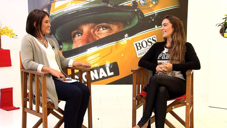 Roseann Kennedy e bianca_senna - Programa Impressões - TV Brasil - Bernadete Alves