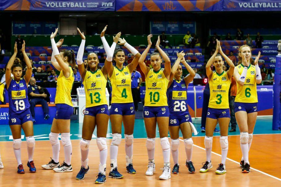 Liga das Nações 2019 - Brasília - Voleiball feminino - Bernadete Alves