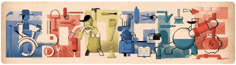 1º de Maio Dia do Trabalho - Bernadete Alves