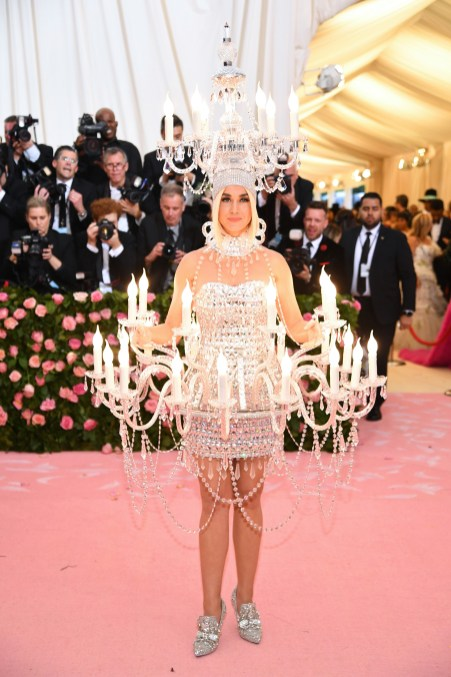 Katty Perry no Met Gala 2019