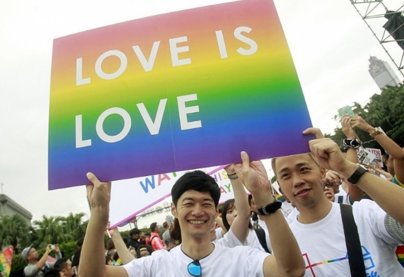 taiwan- casamento homoafetivo - Bernadete Alves