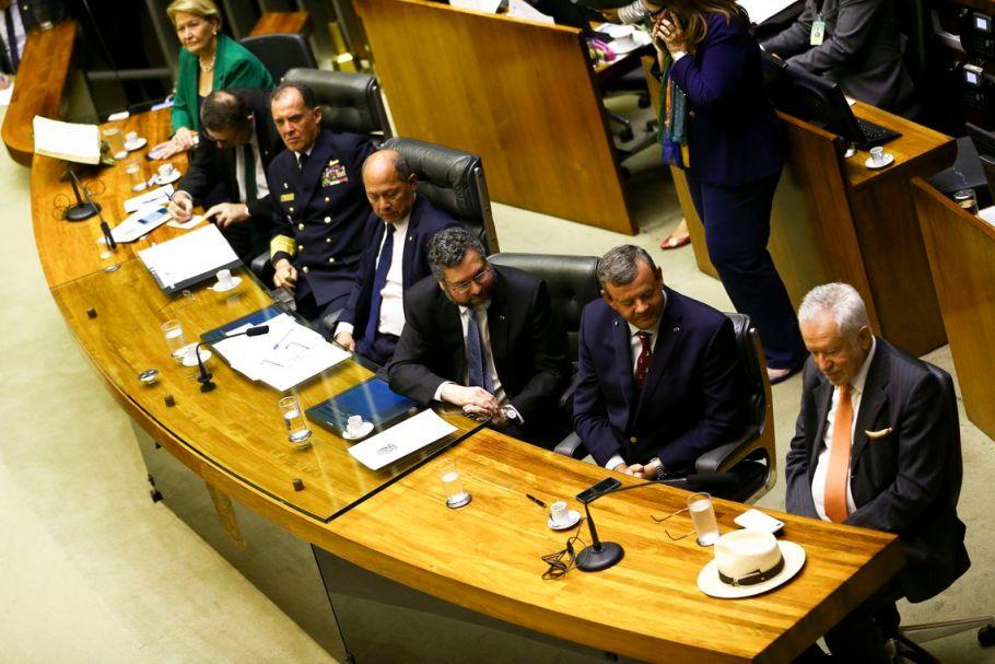 Câmara dos Deputados celebra os 154º da Batalha Naval do Riachuelo - Bernadete Alvesrnadete Alves 2