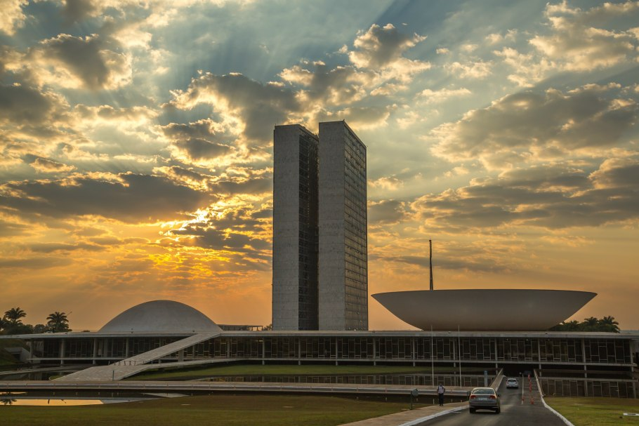 Congresso Nacional - Brasília - Bernadete Alves