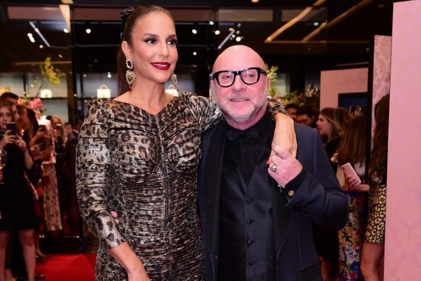 Domenico Dolce lança o livro Queens - Alta Moda di Dolce & Gabbana - no JK Iguatemi - Bernadete Alves