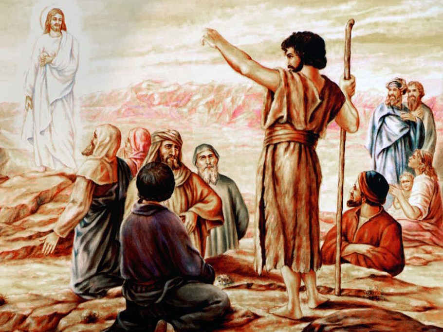 São João Batista - a voz do deserto e o arauto da verdade - Bernadete Alves