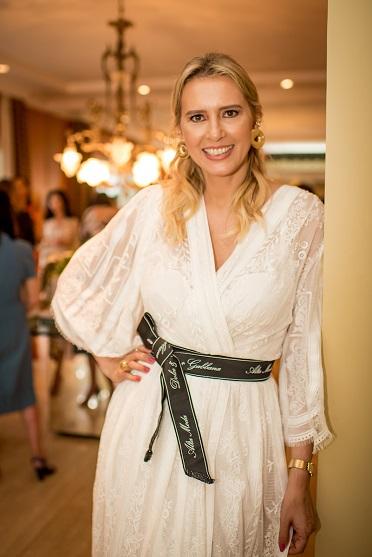 A joalheira Ana Claudia Rocha
