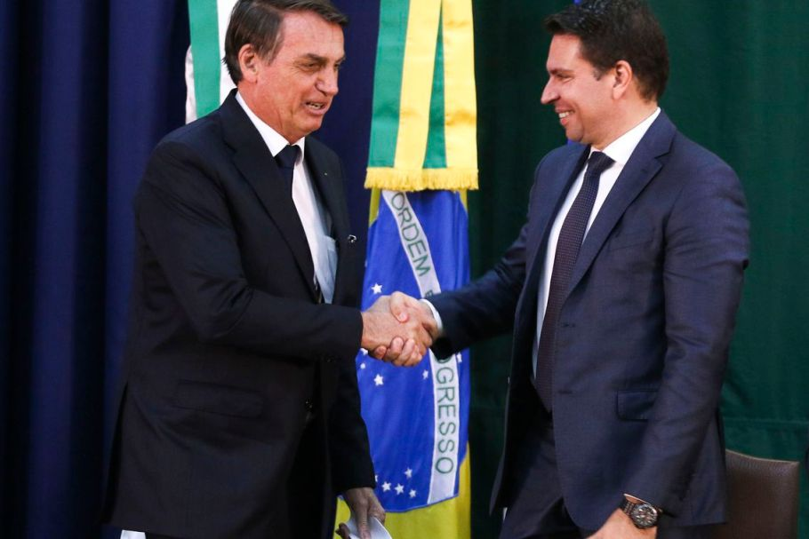 Alexandre Ramagem assume Agência Brasileira de Inteligência  - Bernadete Alves