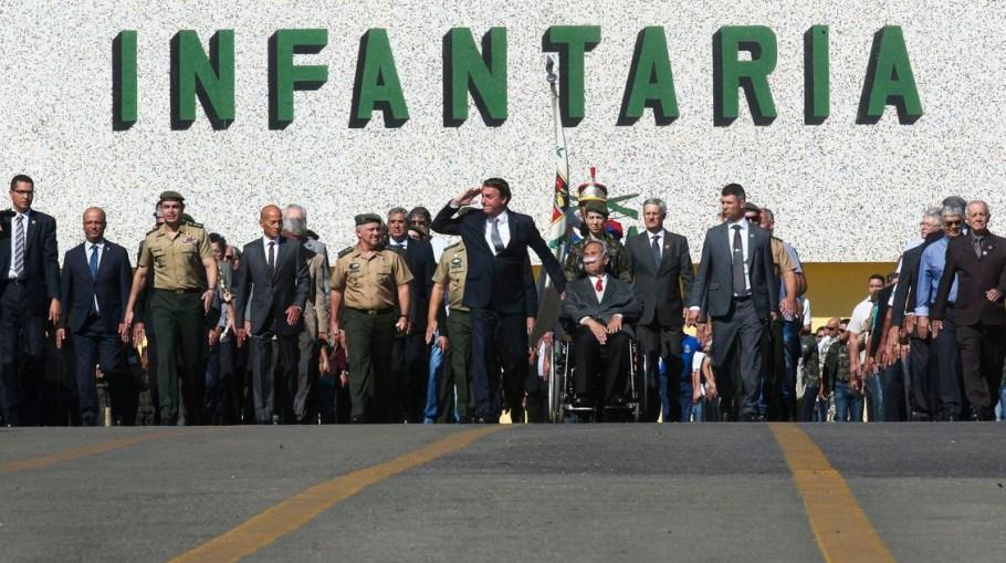Batalhão do Imperador comemora 196 anos - Bernadete Alves