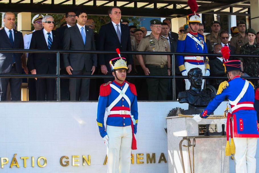 Batalhão do Imperador comemora 196 anos -BGP- Bernadete Alves
