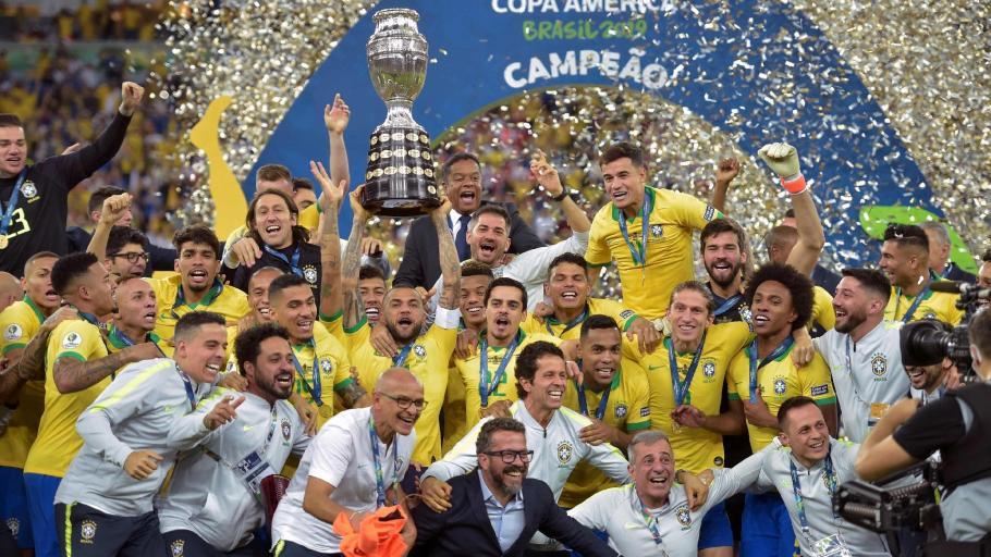 Brasil é campeão da Copa América 2019 e Tite consolida seu futebol - Bernadete Alves Alves