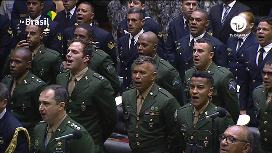 Câmara homenageia Operações Especiais do Exército - Bernadete Alves