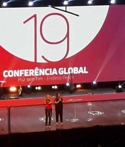 Conferência Global 2019 em Brasília
