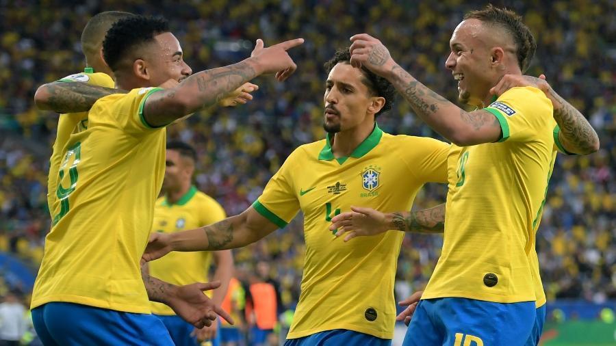 Dia do Futebol - Seleção Brasileira - Copa América - Bernadete Alves