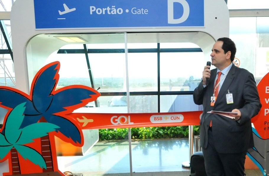 Gol  inicia voos diretos de  Brasília para Cancún - Bernadete Alves