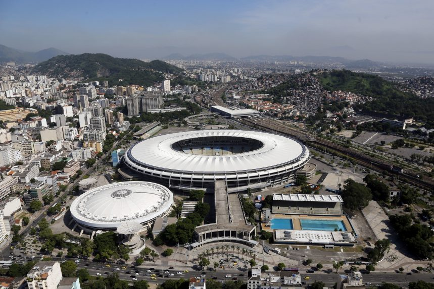 Final da Copa América 2019 - Maracanã - Bernadete Alves