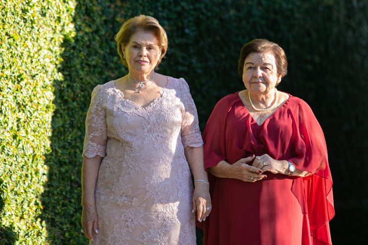 Sonia e In Loon Lim - Bodas de Prata - Lago Sul - Bernadete Alves