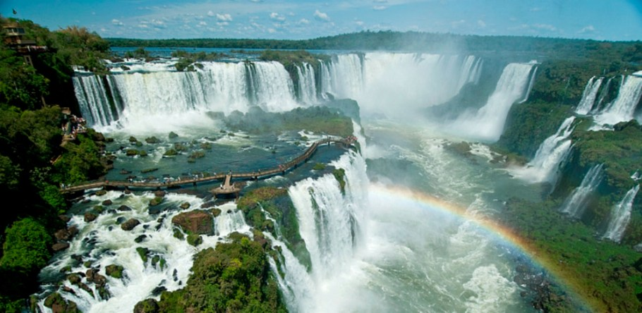 Cataratas do Iguaçu - Patrimônio Natural - Unesco - Bernadete Alves