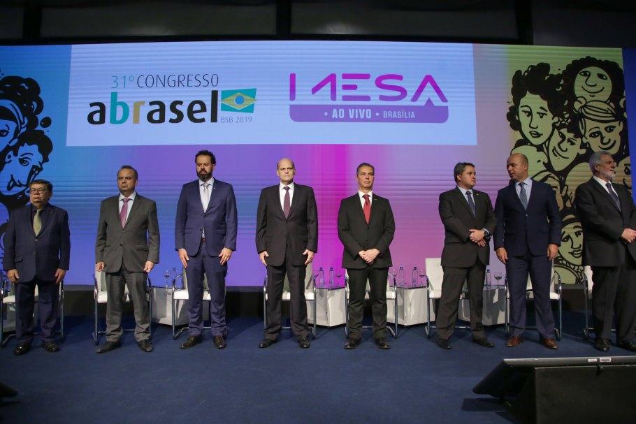 31º Congresso Nacional da Abrasel em Brasília -  Bernadete Alves